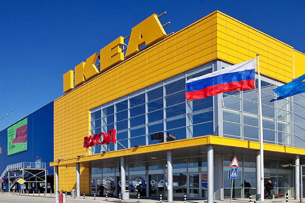 ikea in russia The company, which represents the interests of ikea in russia, called ikea russia and ukraine they consist of two organizations called ikea mos llc and house of ikea ikea mos is engaged in the development of the shopping center mega network and division ikea home - management company store.